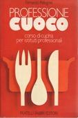 Copertina dell'audiolibro Professione cuoco di PELLEGRINI, Fernando