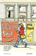 Copertina dell'audiolibro Professione spia di FITZHUGH, Louise