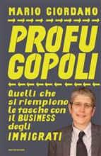 Copertina dell'audiolibro Profugopoli