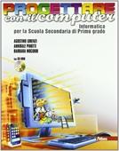 Copertina dell'audiolibro Progettare con il computer di LORENZI, A. - PINOTTI, A. - MOCIBOB, B.