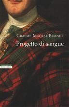 Copertina dell'audiolibro Progetto di sangue di BURNET MACRAE, Graeme