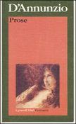 Copertina dell'audiolibro Prose scelte di D'ANNUNZIO, Gabriele