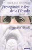 Copertina dell'audiolibro Protagonisti e testi della filosofia. Vol. A – Tomo 1