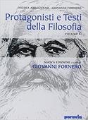 Copertina dell'audiolibro Protagonisti e Testi della Filosofia.  Vol. C di ABBAGNANO, Nicola - FORNERO, Giovanni