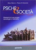 Copertina dell'audiolibro Psiche e società di BIANCHI, Adele - PARISIO DI Giovanni