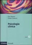 Copertina dell'audiolibro Psicologia clinica di SANAVIO, Ezio - CORNOLDI, Cesare