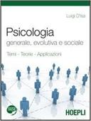 Copertina dell'audiolibro Psicologia: generale, evolutiva e sociale di D'ISA, Luigi