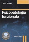 Copertina dell'audiolibro Psicopatologia funzionale di BELLODI, Laura