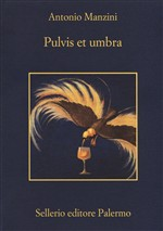 Copertina dell'audiolibro Pulvis et umbra di MANZINI, Antonio