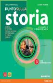 Copertina dell'audiolibro Punto sulla storia 3 – L'età contemporanea di GRIGUOLO, Carlo - FABRIS, Laura