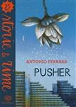 Copertina dell'audiolibro Pusher