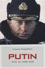 Copertina dell'audiolibro Putin: vita di uno zar di SANGIULIANO, Gennaro