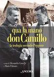 Copertina dell'audiolibro Qua la mano don Camillo di GUARESCHI, Giovannino