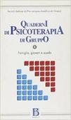 Copertina dell'audiolibro Quaderni di psicoterapia di gruppo. 2: Famiglia, giovani e scuola