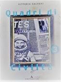 Copertina dell'audiolibro Quadri di civiltà 3 di CALVANI, Vittoria