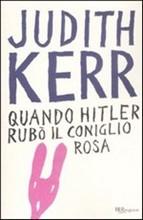Copertina dell'audiolibro Quando Hitler rubò il coniglio rosa