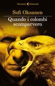 Copertina dell'audiolibro Quando i colombi scomparvero di OKSANAEN, Sofi