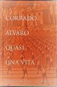 Copertina dell'audiolibro Quasi una vita di ALVARO, Corrado