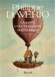 Copertina dell'audiolibro Quattro conversazioni sull'Europa di DAVERIO, Philippe