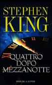 Copertina dell'audiolibro Quattro dopo mezzanotte di KING, Stephen