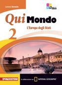 Copertina dell'audiolibro Qui Mondo 2 di BERSEZIO, Lorenzo