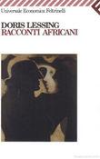Copertina dell'audiolibro Racconti africani di LESSING, Doris