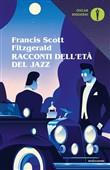 Copertina dell'audiolibro Racconti dell'età del jazz