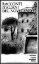Copertina dell'audiolibro Racconti italiani del Novecento