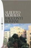 Copertina dell'audiolibro Racconti romani vol.1 di MORAVIA, Alberto