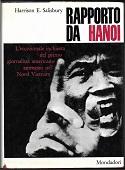 Copertina dell'audiolibro Rapporto da Hanoi 23 dicembre 1966 – 7 gennaio 1967 di SALISBURY, Harrison E. (traduzione di V. Di Giuro)