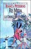 Copertina dell'audiolibro Re Mida ha le orecchie d'asino