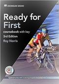 Copertina dell'audiolibro Ready for FCE – coursebook with key di NORRIS, Roy
