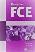 Copertina dell'audiolibro Ready for FCE – workbook with key di NORRIS, Roy