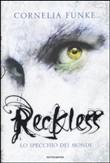 Copertina dell'audiolibro Reckless: lo specchio dei mondi di FUNKE, Cornelia