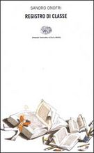 Copertina dell'audiolibro Registro di classe di ONOFRI, Sandro