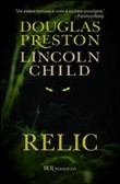 Copertina dell'audiolibro Relic di PRESTON, Douglas - CHILD, Lincoln