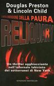 Copertina dell'audiolibro Reliquary