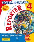 Copertina dell'audiolibro Reporter 4 di FILIPPINI, G. - SCARDI, C. - BERARDI, M.