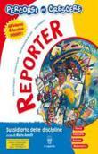 Copertina dell'audiolibro Reporter 5 di FILIPPINI, G. - SCARDI, C. - BERARDI, M.