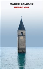 Copertina dell'audiolibro Resto qui di BALZANO, Marco