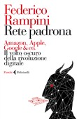 Copertina dell'audiolibro Rete padrona di RAMPINI, Federico