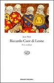 Copertina dell'audiolibro Riccardo cuor di leone di FLORI, Jean