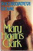 Copertina dell'audiolibro Ricordatevi di me di CLARK, Mary Higgins