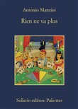 Copertina dell'audiolibro Rien ne va plus di MANZINI, Antonio