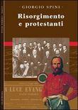 Copertina dell'audiolibro Risorgimento e protestanti di SPINI, Giorgio