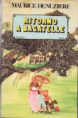 Copertina dell'audiolibro Ritorno a Bagatelle di DENUZIERE, Maurice