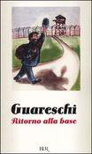 Copertina dell'audiolibro Ritorno alla base di GUARESCHI, Giovannino