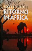 Copertina dell'audiolibro Ritorno in Africa – La mia vita tra gli elefanti di POOLE, Joyce