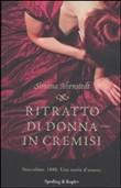 Copertina dell'audiolibro Ritratto di donna in cremisi di AHRNSTEDT, Simona
