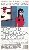 Copertina dell'audiolibro Ritratto di famiglia con superpoteri di AMSTERDAM, Steven (Trad. Anna Mioni )